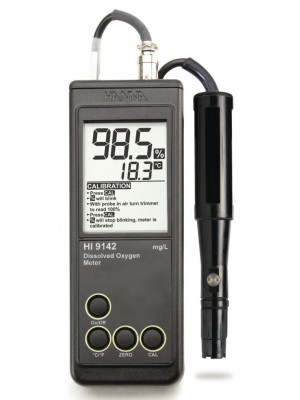 Hanna 9142 Portable Dissolved Oxygen Meter