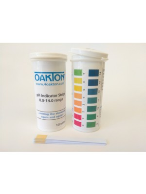 Oakton pH Indicator Strips