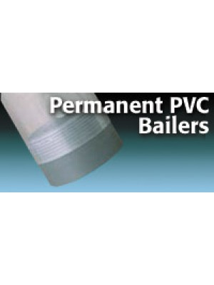 Dedicated White PVC Bailer